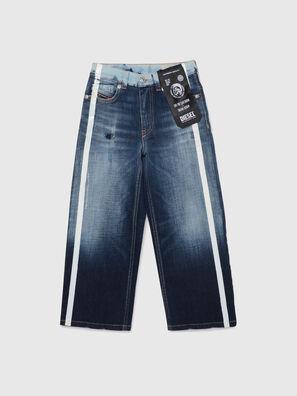 WIDEE-J, Mittelblau - Jeans