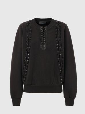 F-ANAIT, Schwarz - Sweatshirts