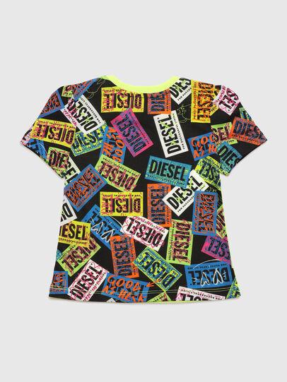 Diesel - TAIRB, Neongrün - T-Shirts und Tops - Image 2