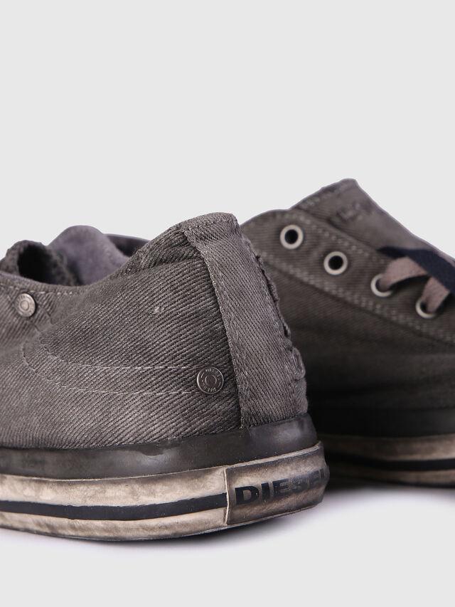 Diesel EXPOSURE LOW I, Silbergrau - Sneakers - Image 6
