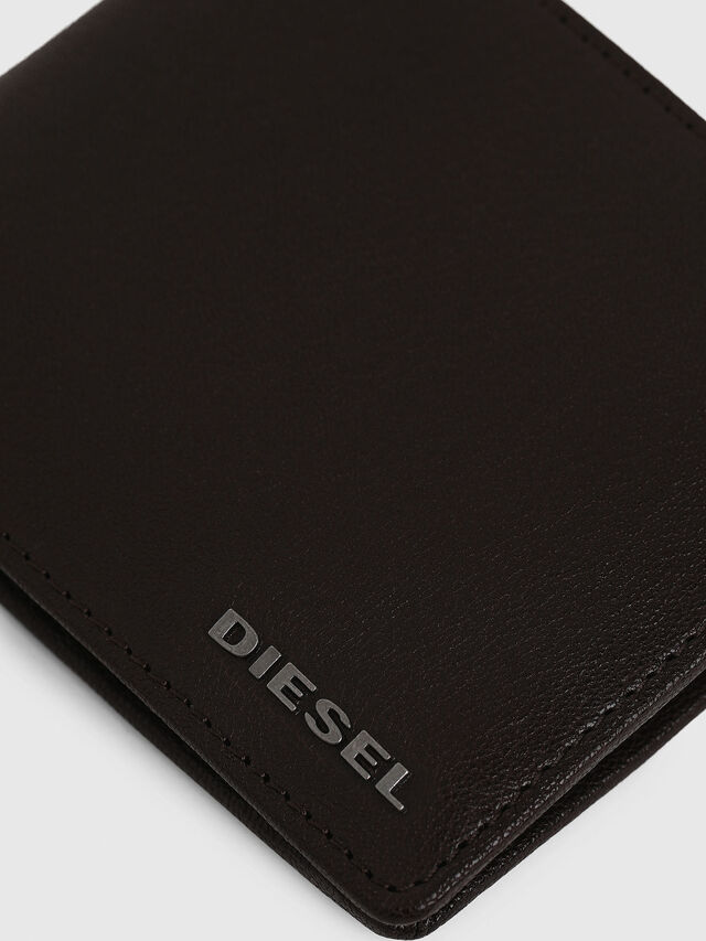 Diesel - HIRESH S, Braun - Kleine Portemonnaies - Image 5