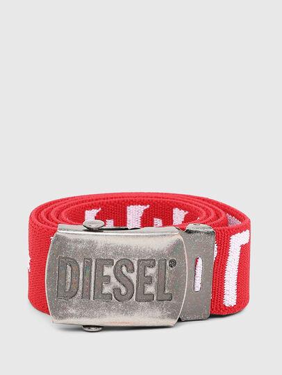 Diesel - BARTY, Rot/Weiß - Gürtel - Image 1