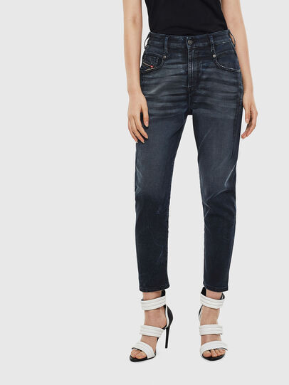 Diesel - Fayza JoggJeans 069MD, Dunkelblau - Jeans - Image 1