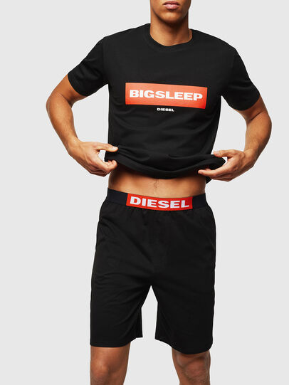 Diesel - UMSET-JAKE-TOM, Schwarz - Pyjamas - Image 4
