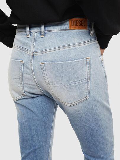 Diesel - Krailey JoggJeans 0099R, Hellblau - Jeans - Image 4