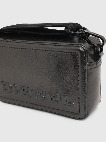 Diesel - ROSA' CNY, Silber - Schultertaschen - Image 6