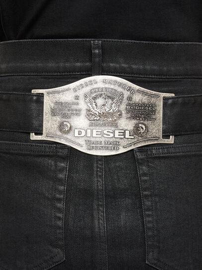 Diesel - DE-FEDY-SP, Schwarz - Röcke - Image 4