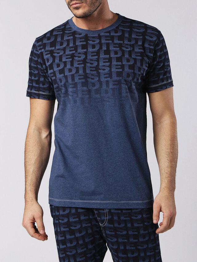 Diesel - UMLT-JAKE, Blau - T-Shirts - Image 1