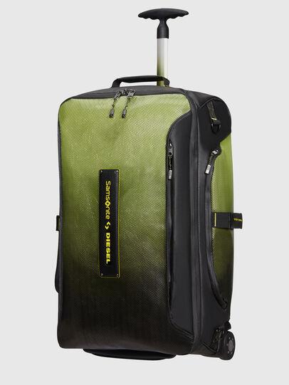 Diesel - KA2*69009 - PARADIVE, Schwarz/Gelb - Reisetaschen mit Rollen - Image 2