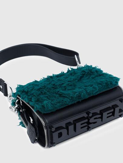Diesel - CL - YBYS S CNY, Wassergrün - Schultertaschen - Image 5