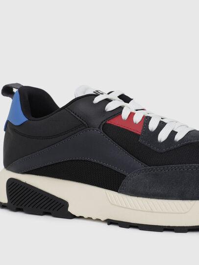 Diesel - S-TYCHE LOW CUT, Dunkelblau - Sneakers - Image 4
