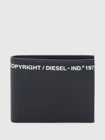 Diesel - HIRESH S, Dunkelblau - Kleine Portemonnaies - Image 1