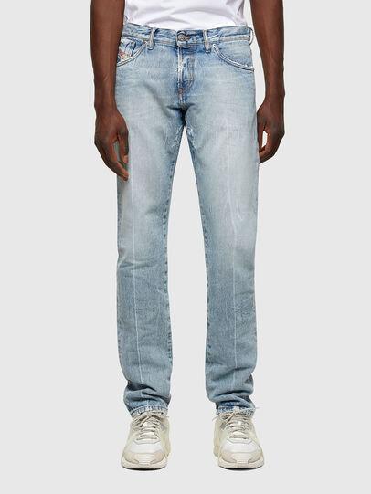 Diesel - D-Kras 009NC, Hellblau - Jeans - Image 1