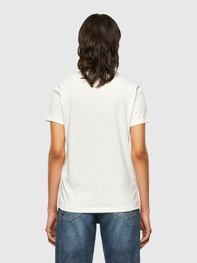 Diesel - T-SILY-V32, Weiß - T-Shirts - Image 2