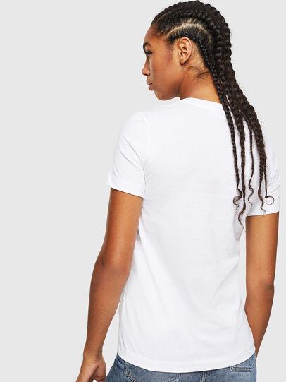 Diesel - T-SILY-YD, Weiß - T-Shirts - Image 2