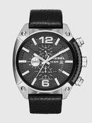 DZ4341 OVERFLOW, Schwarz - Uhren