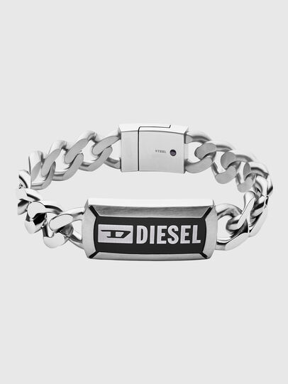 Diesel - DX1242, Silber - Armbänder - Image 1