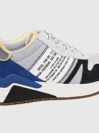 Diesel - S-BRENTHA FLOW, Grau/Blau - Sneakers - Image 5