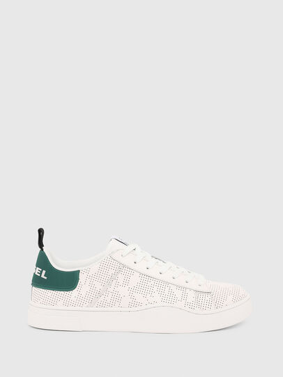 Diesel - S-CLEVER LOW LACE, Weiß - Sneakers - Image 1