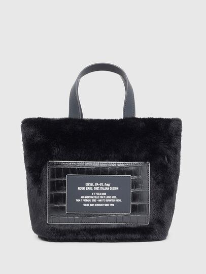 Diesel - PUMPKIE, Schwarz - Satchel Bags und Handtaschen - Image 1