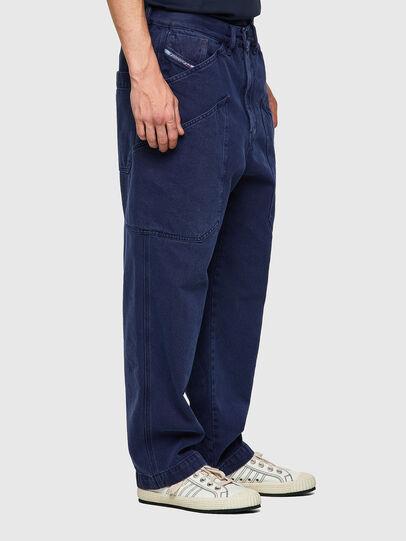 Diesel - D-Franky 0EEAX, Mittelblau - Jeans - Image 5