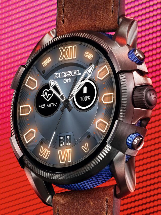 Diesel - DT2009, Braun - Smartwatches - Image 2
