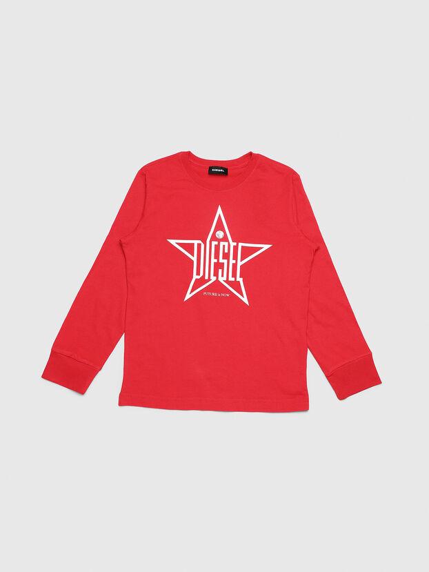 TDIEGOYH-ML, Rot - T-Shirts und Tops