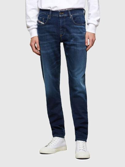 Diesel - D-Strukt JoggJeans® 069RX, Dunkelblau - Jeans - Image 1