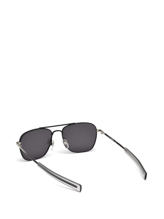 Diesel - DL0219, Schwarz - Sonnenbrille - Image 2