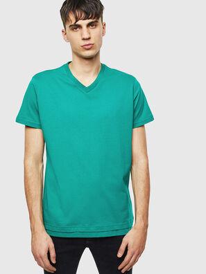 T-CHERUBIK-NEW, Grün - T-Shirts
