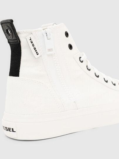Diesel - S-ASTICO MID ZIP W, Weiß - Sneakers - Image 5