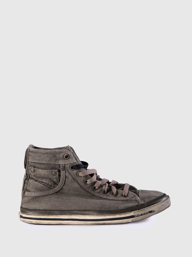 Diesel - EXPOSURE IV W, Jeansgrau - Sneakers - Image 1
