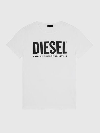 Diesel - T-DIEGO-LOGO, Weiß - T-Shirts - Image 1