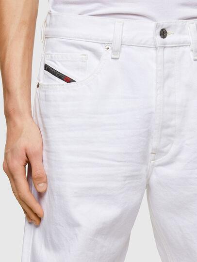 Diesel - D-Macs 0ABBY, Weiß - Jeans - Image 3