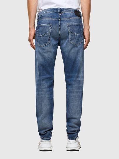 Diesel - Larkee-Beex 0853P, Mittelblau - Jeans - Image 2