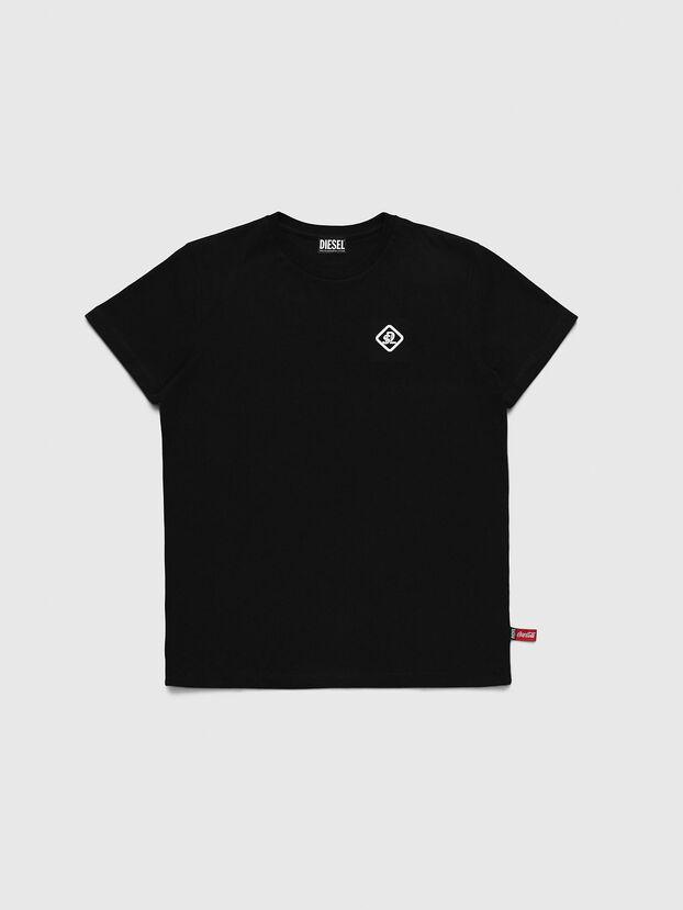 CC-T-DIEGO-COLA, Schwarz - T-Shirts