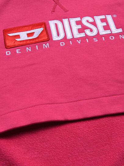 Diesel - SDINIEA, Rosa - Sweatshirts - Image 3