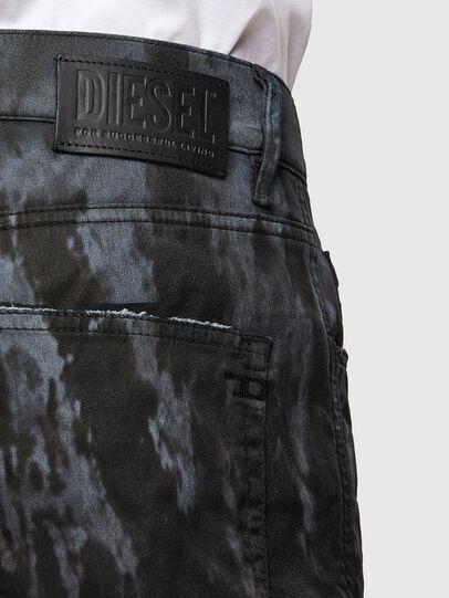 Diesel - D-Strukt JoggJeans® 069QI, Mittelblau - Jeans - Image 4