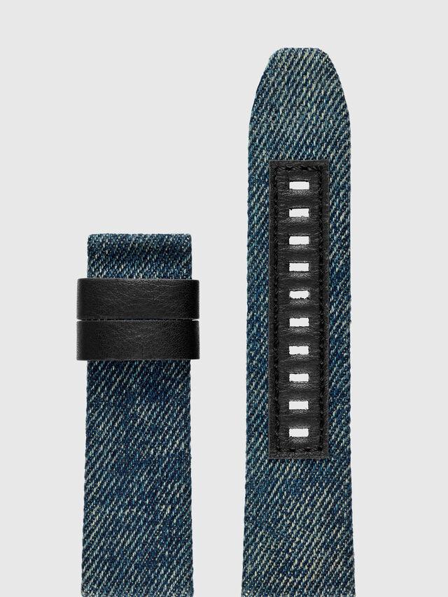 Diesel - DZT0001, Jeansblau - Smartwatches Accessoires - Image 1
