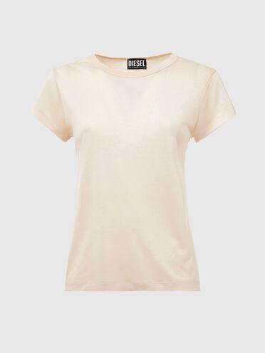 Green Label T-Shirt mit Emoji-Aufnäher