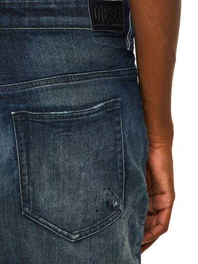 Diesel - Fayza JoggJeans® 09B50, Dunkelblau - Jeans - Image 4