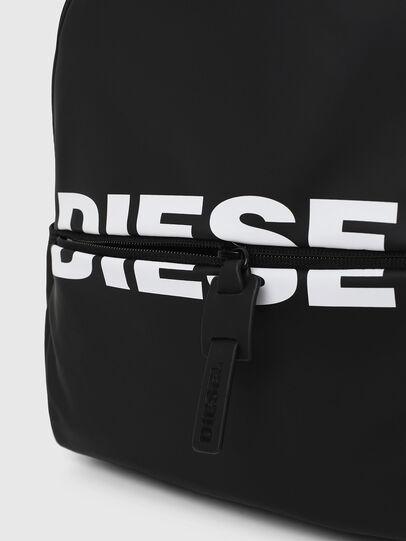 Diesel - F-BOLD BACK FL, Brillantschwarz - Rucksäcke - Image 4