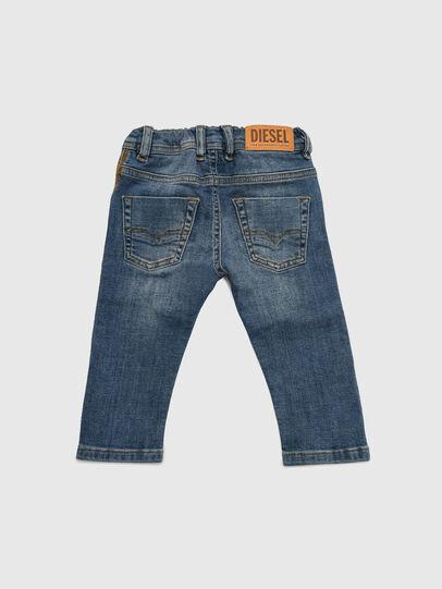 Diesel - KROOLEY-NE-B-N, Mittelblau - Jeans - Image 2