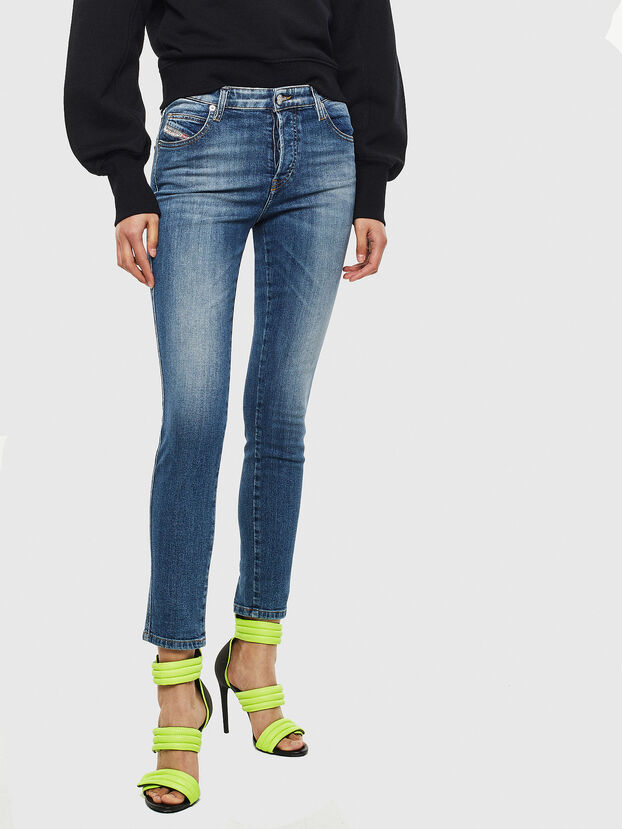 Babhila 069JQ, Mittelblau - Jeans