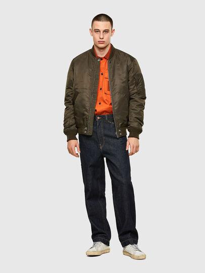 Diesel - S-GUNN, Orange - Hemden - Image 4