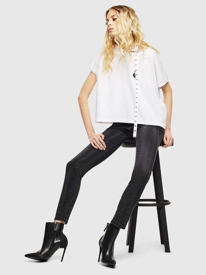 Diesel - T-JALA, Weiß - T-Shirts - Image 6