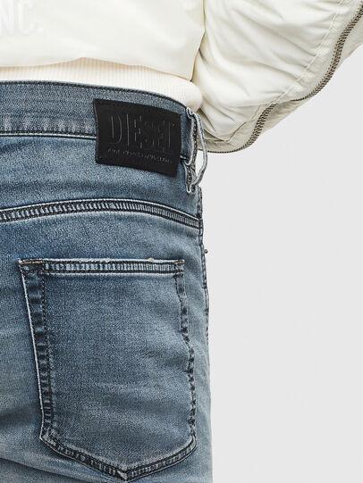 Diesel - D-Reeft JoggJeans 069LT, Dunkelblau - Jeans - Image 5