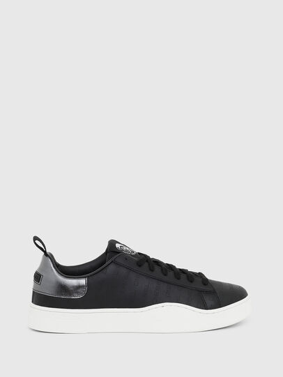 Diesel - S-CLEVER LOW LACE, Schwarz/Silber - Sneakers - Image 1