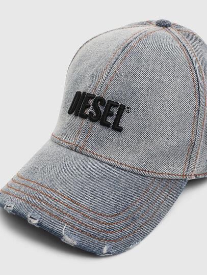 Diesel - CIDAMI, Jeansblau - Hüte - Image 3