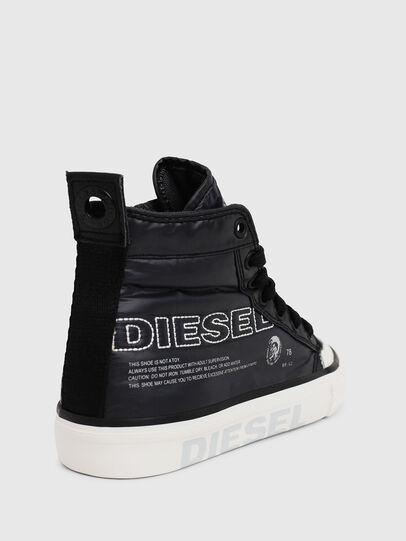 Diesel - SN MID 07 MC LOGO CH, Schwarz - Schuhe - Image 4